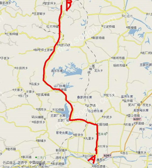 请教:宜昌旅游路线!最新计划到神龙架!