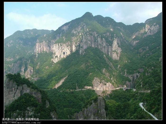 穿于雁荡山脉中的征程.jpg