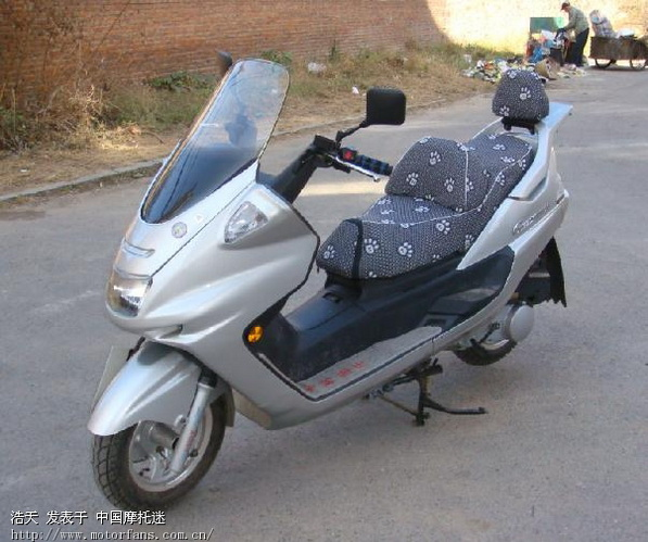 吉利150大绵羊 - 踏板论坛 - 摩托车论坛 - 中国摩托