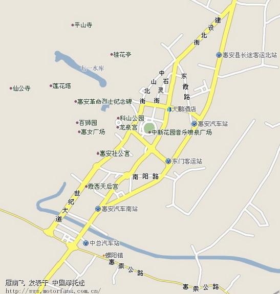惠安主要景点:崇武古城风景区,中国雕艺城,科山森林公园,洛阳古桥