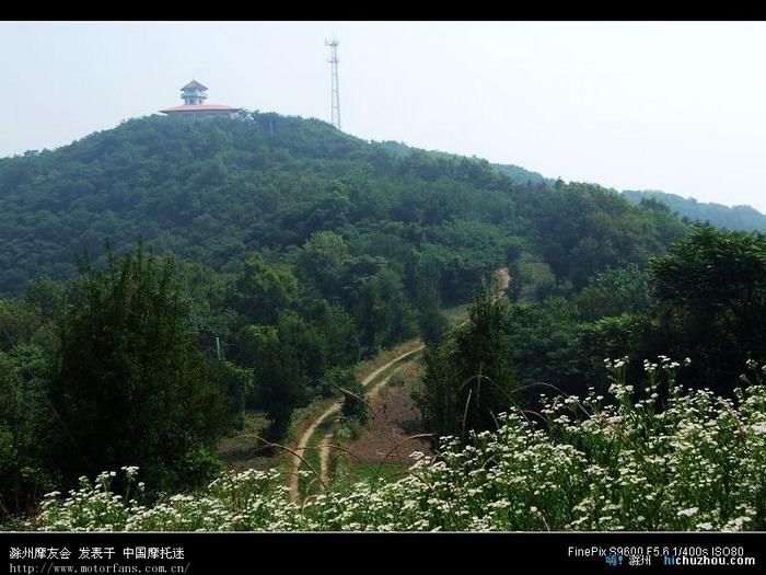 皇甫山国家森林公园位于滁州市西郊45公里处.