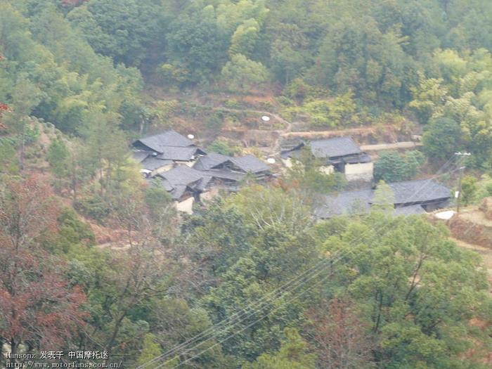 我的家乡:福建省福安市范坑乡湖坪村