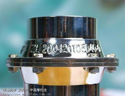 涡轮增压器中段.JPG