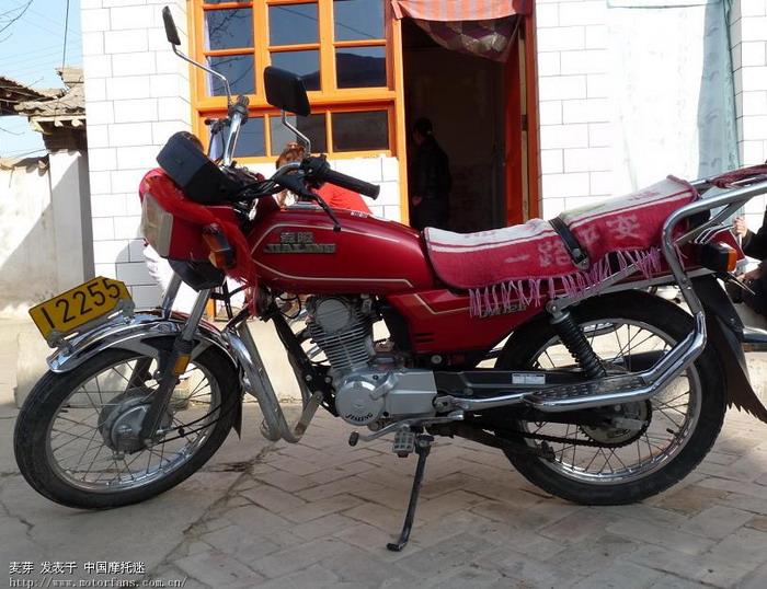 我的03年的嘉陵125 - 嘉陵摩托 - 摩托车论坛 - 中国