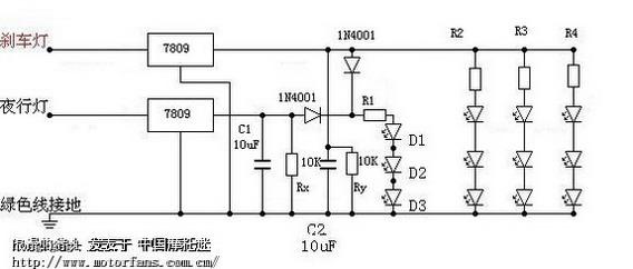 电路 电路图 电子 原理图 568_242