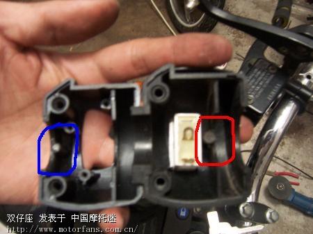 摩托车刚启动时易熄火原因踏板车的油箱开关是真空负压式,靠发动机