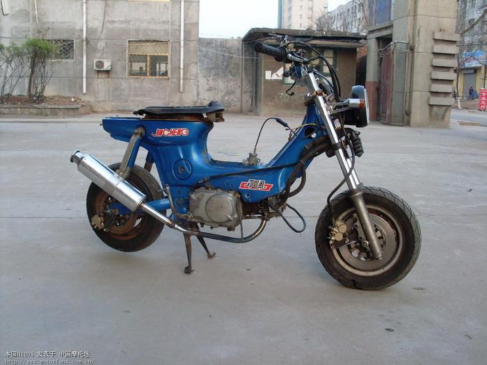 求小太子摩托车的电路图