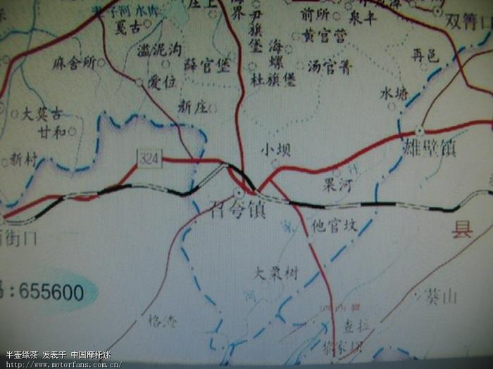 云南曲靖市陆良县地图