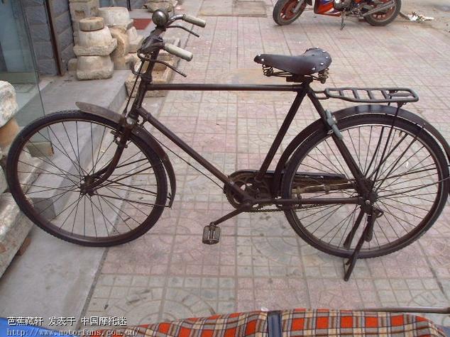 小日本的 老自行车图片