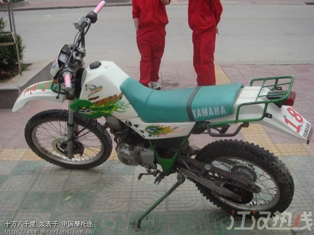 小改gs125 - 维修改装 - 摩托车论坛 - 中国摩托迷网