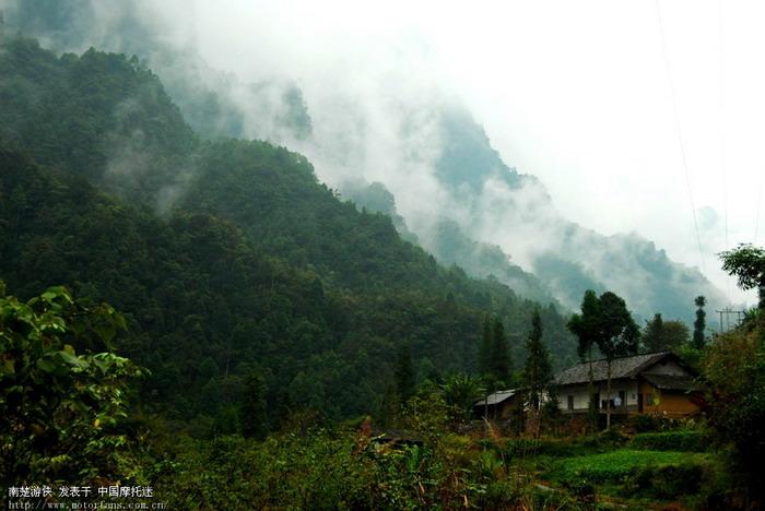 壶瓶山边界风景图片