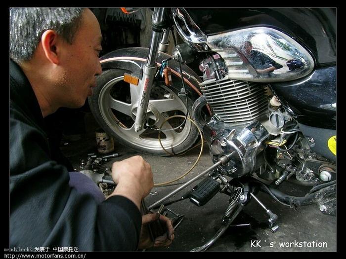 摩托车金城一体高压包接线图