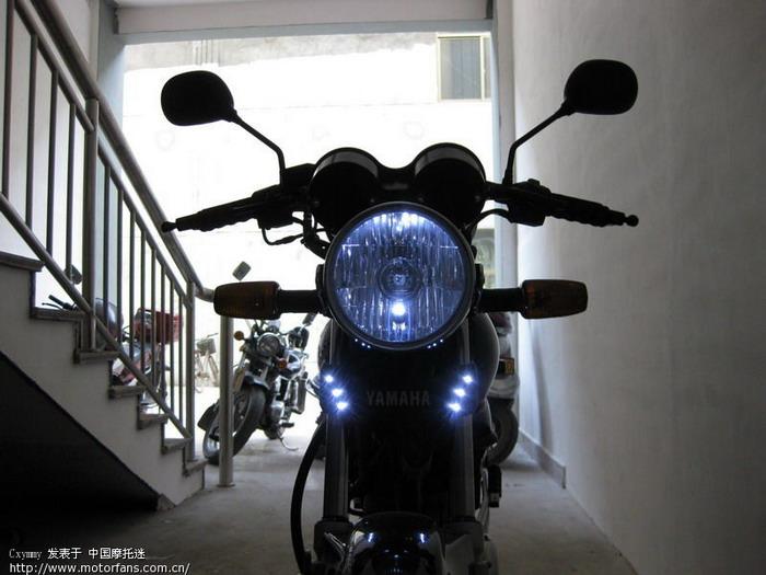论坛 69 摩托车论坛 69 维修改装 69 钥匙孔灯,位置灯,hid等等!