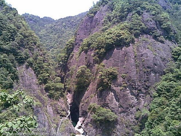 去文成铜铃山国家森林公园!
