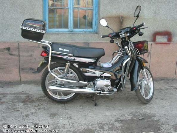 我的钱江100-4 - 弯梁世界 - 摩托车论坛 - 中国摩托