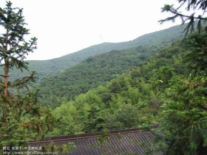 芜湖市渚山风景区