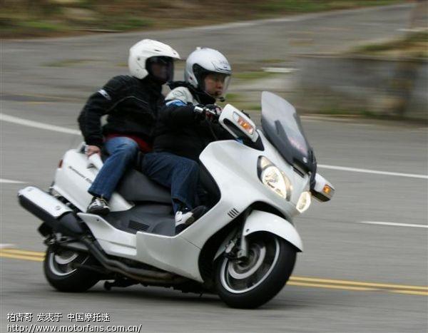 踏板摩托车的故障判断和排除图片