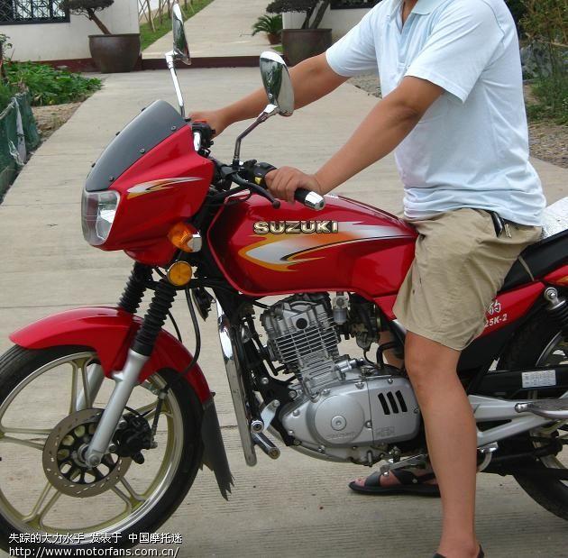 豪爵铃木钻豹125k-a_谁知道豪爵钻豹摩托车的各种报价-