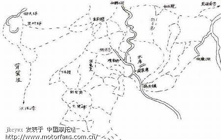庐山地图大全
