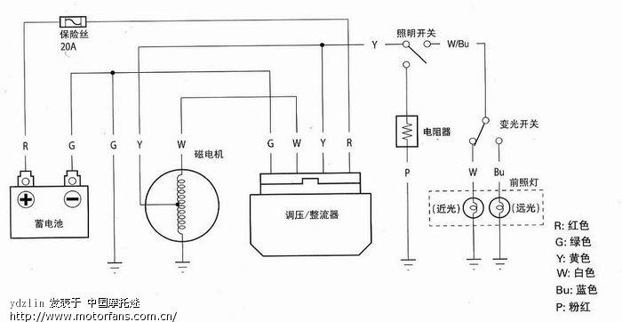 请教:三相五线整流器,没有稳压照明的线路?