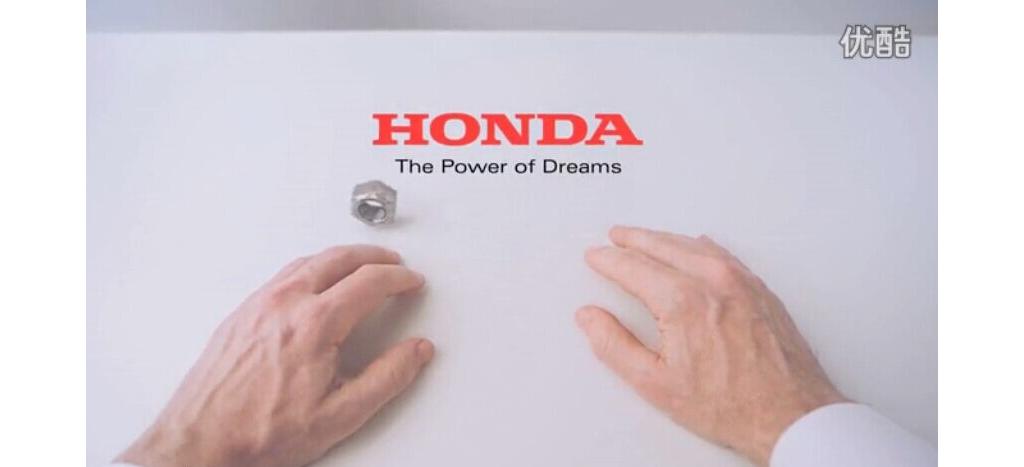 """碉堡了!超火爆的本田超强创意广告Honda """"Hands"""""""