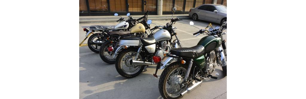 四款国产复古摩托车对比推荐