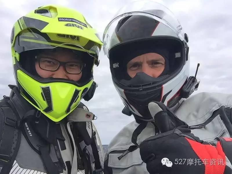 启程!大西洋—北冰洋—太平洋:周游加拿大的摩托车之旅