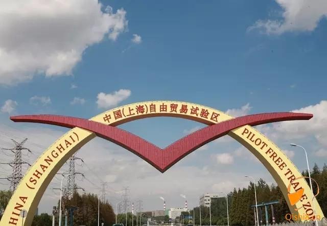 就上海自贸区外商独资生产摩托,所联系到的