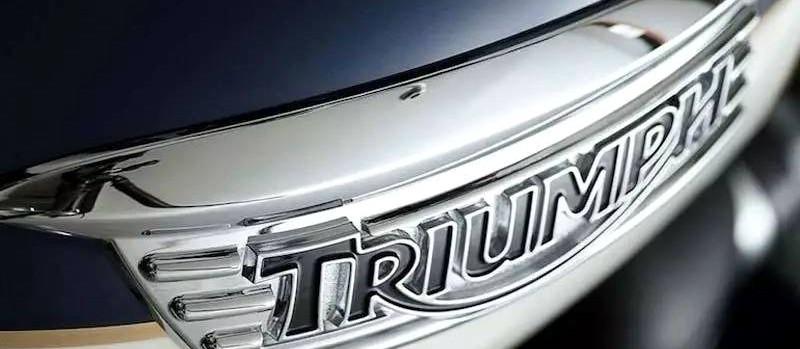 """凯旋或推出""""Speed Twin""""运动车型"""
