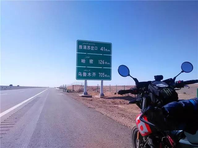 大美新疆,一次不知天高地厚的cafe骑行旅途。