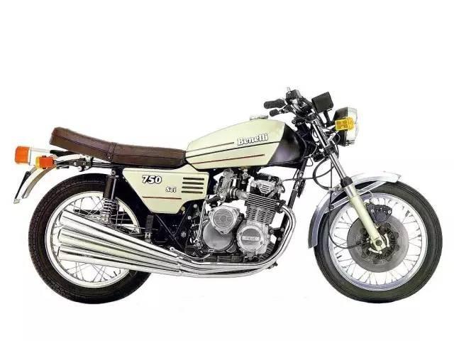 贝纳利750 Sei/900 Sei——70年代的六缸风潮