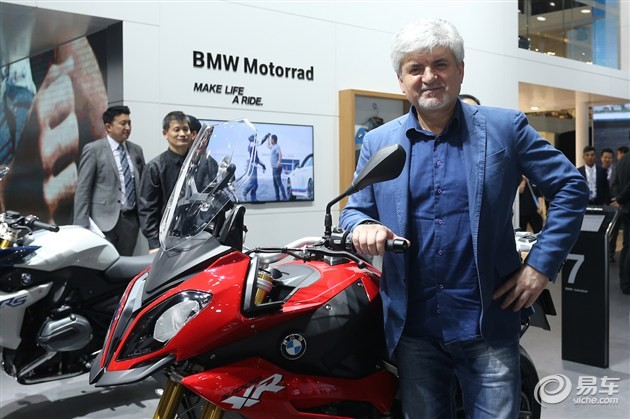 宝马摩托中国总监专访:明年多款新车引进中