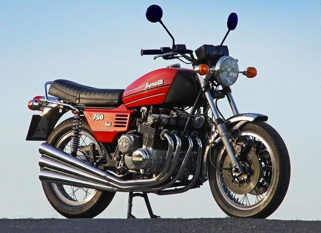 黄龙600四缸摩托车品牌背后最初的荣耀