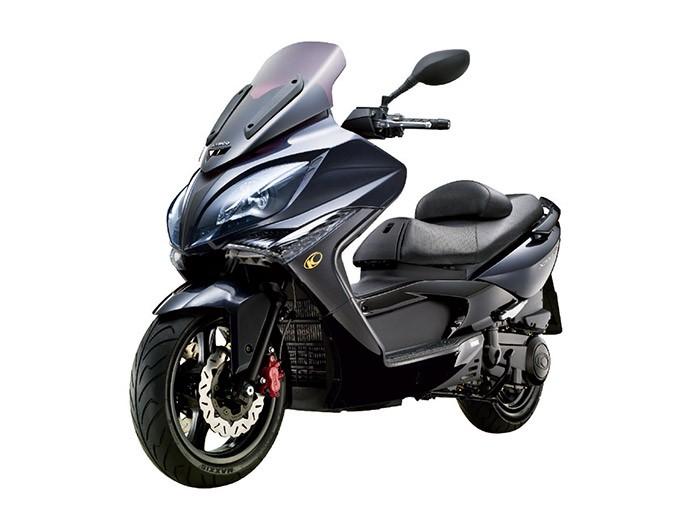 光阳将发布新踏板 Xciting 250i