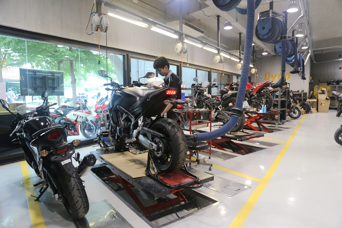 工厂合资股比彻底开放 中国摩托车工业已非