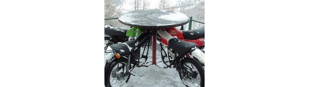 经验之谈:冬季如何存放保养摩托车