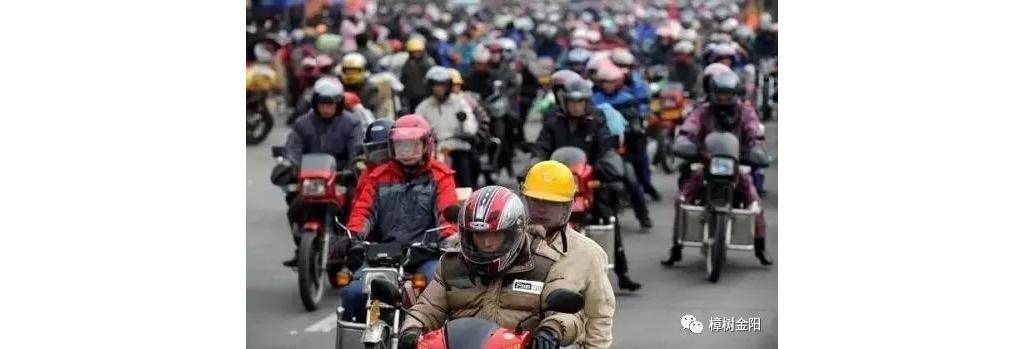 骑车回家的摩托大军,启程前必须检查的10个项目