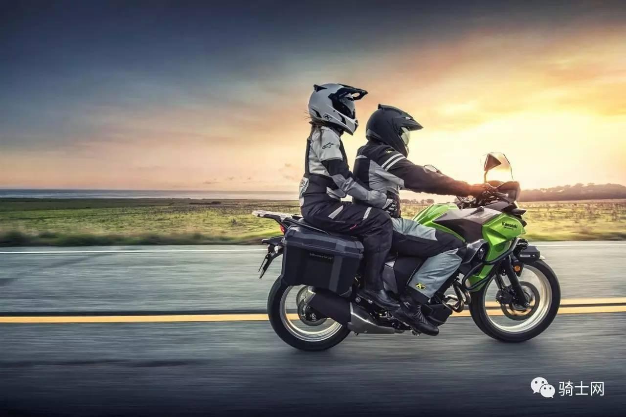 川崎拉力车 Versys-X 300 售价3.88万起,进入中国约5万