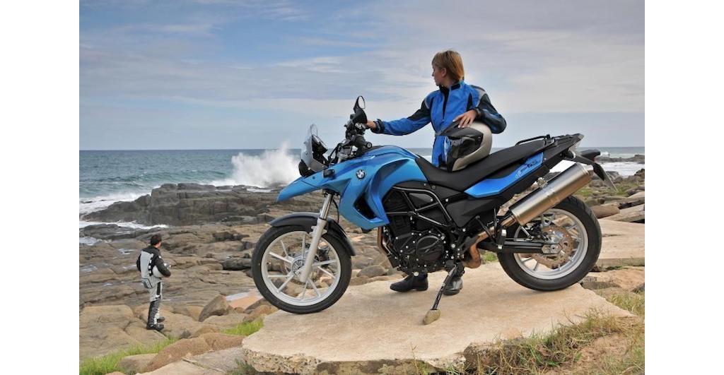 宝马最畅销的GS摩托车有奥秘