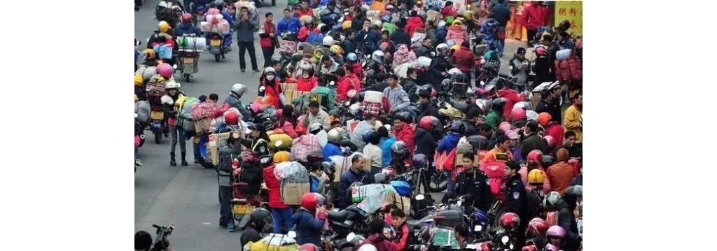 【小乔温馨提醒】春运骑行大作战,你准备好了吗?