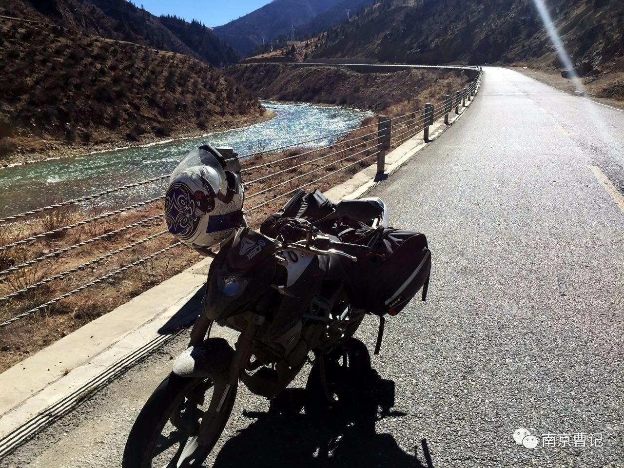 在校实习生辞去工作,只为了圆一场骑行梦。