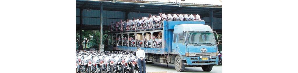 摩托车产业有很大发展空间 全省年产值逾六百亿