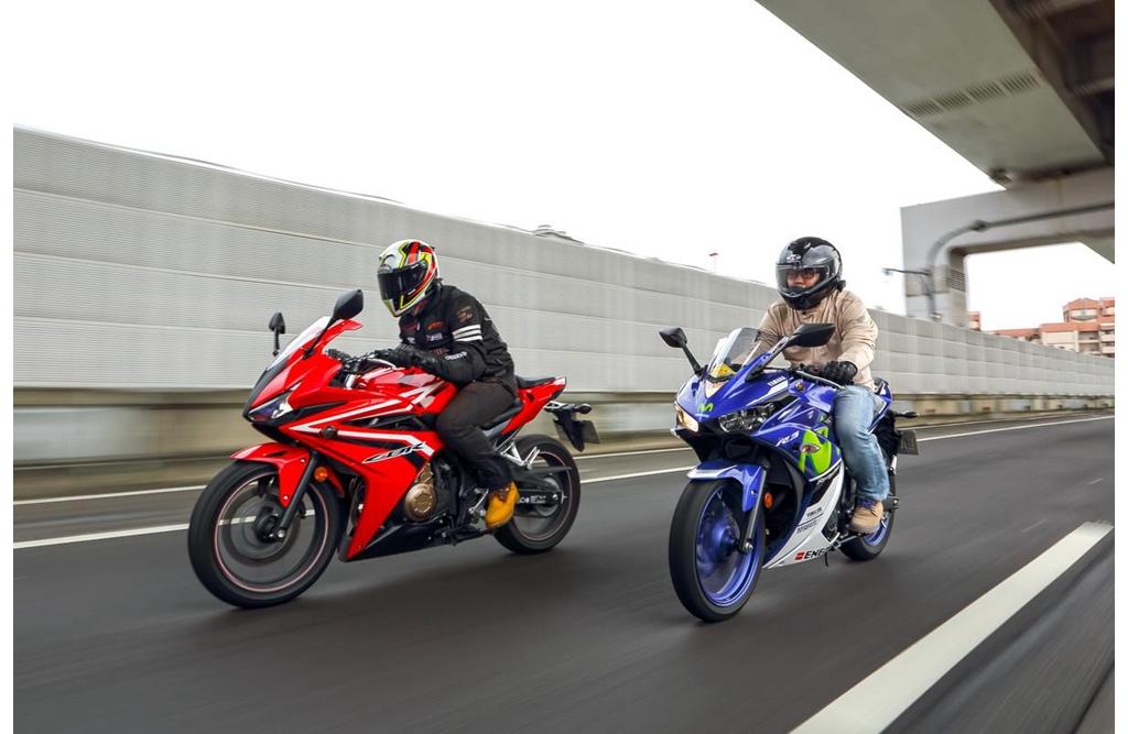 摩托车应怎样安全地超车?
