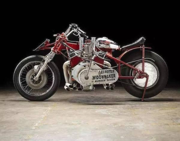 60年前的V8摩托车,现在听起来依旧动力强劲
