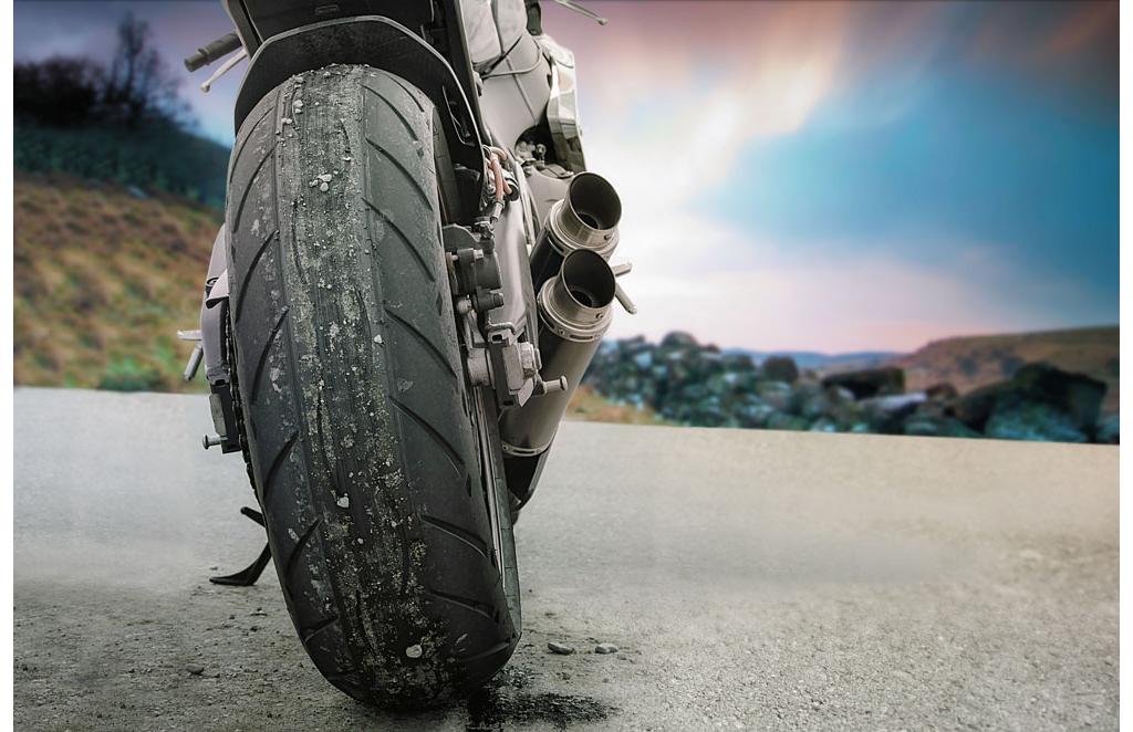 涨知识 谈谈摩托车轮胎结构