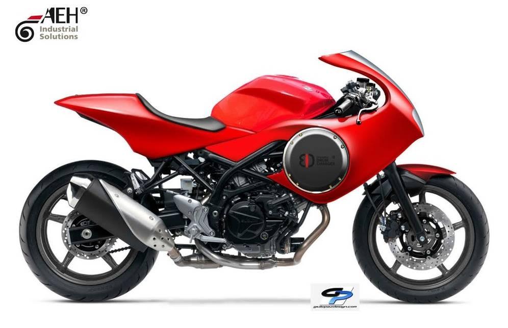 """让你的摩托瞬间带""""T"""",摩托车专用增压神器研发成功!"""