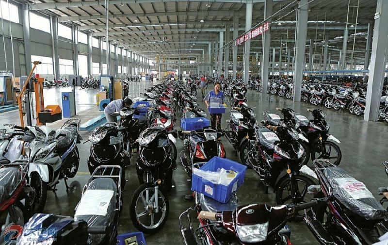 赚不到钱 2016年摩托行业经济效益总体水平
