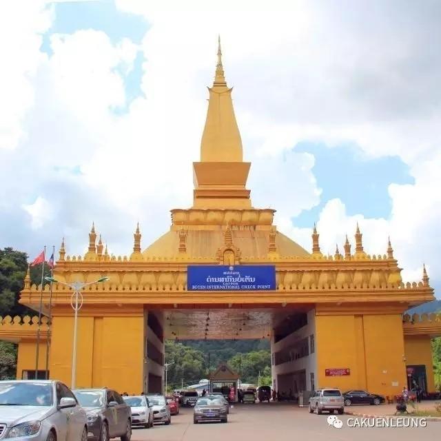 追梦行,150NK穿越东南亚: 老挝(出发篇)