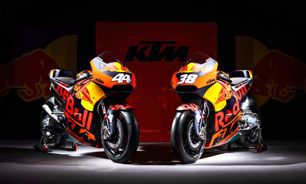 全新贴花更霸气,2017 MotoGP 橙色玫瑰KTM 发布厂队阵容