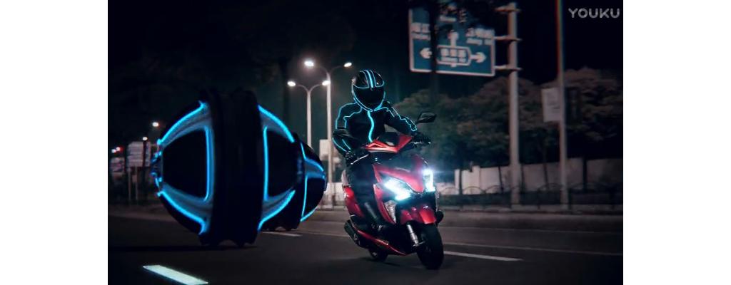 '次时代'运动踏板——新大洲本田RX125FI